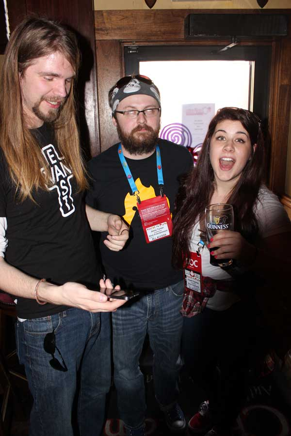 East Side Games at GDC 2014